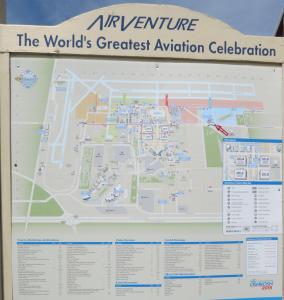 AirVenture Map