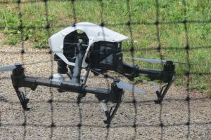 Drone in the Cage