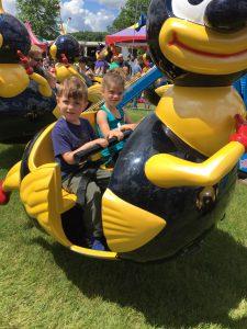 Max at Carnival