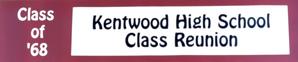 Kentwood High School Reunion