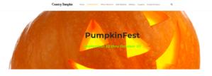 Country Bumbkin Pumpkinfest